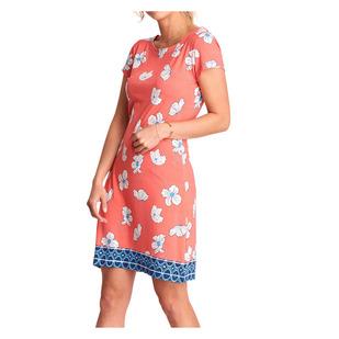 Nellie - Women's Short-Sleeved Dress