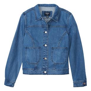 Cropped - Women's Jean Jacket