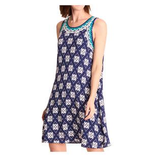 Meghan - Women's Sleeveless Dress