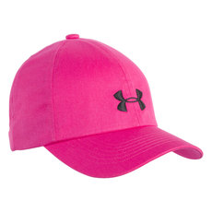 Armour Solid Jr - Girls' Adjustable Cap