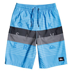 Word Block Jr - Boys' Boardshorts