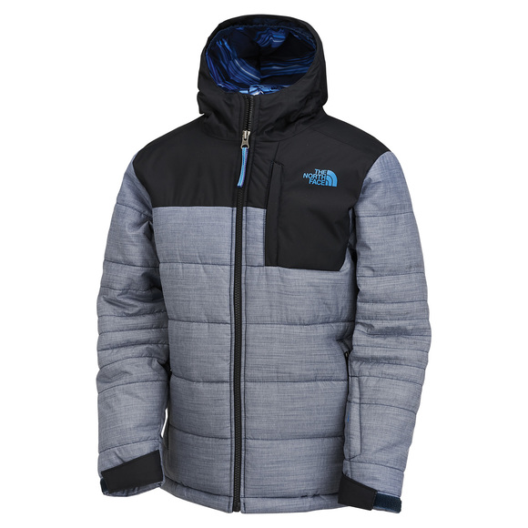 Caleb Jr - Boys' Hooded Jacket