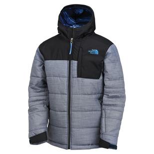 Caleb Jr - Boys' Hooded Jacket
