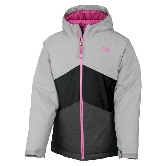 Brianna Jr - Girls' Hooded Jacket