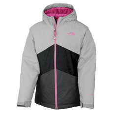 Brianna Jr - Girls' Hooded Jacket