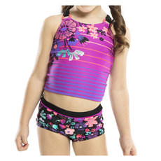 Pétunia Y - Girls' 2-Piece Swimsuit