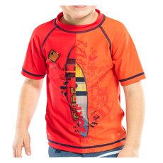 Surf Y - T-shirt de plage pour petit garçon