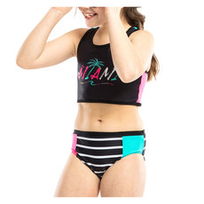 Miami Jr - Girls' 2-Piece Swimsuit