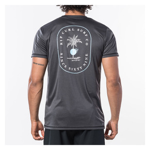 Black Hole Surf - Men's Rashguard