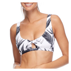 Black and White May - Women's Swimsuit Top