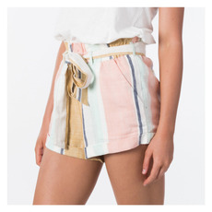 Sunsetters Stripe - Women's Shorts
