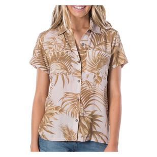 Paradise Cove - Women's Short-Sleeved Shirt