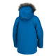 Barlow Pass 600 Turbodown Jr - Boys' Down Hooded Jacket  - 1