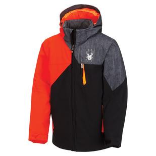 Ambush Jr - Boys' Hooded Jacket