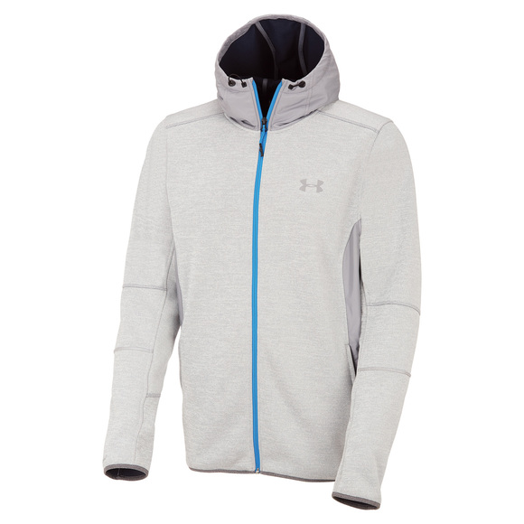 Swacket - Men's Full-Zip Hoodie