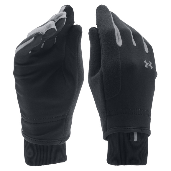 No Breaks - Women's Running Gloves