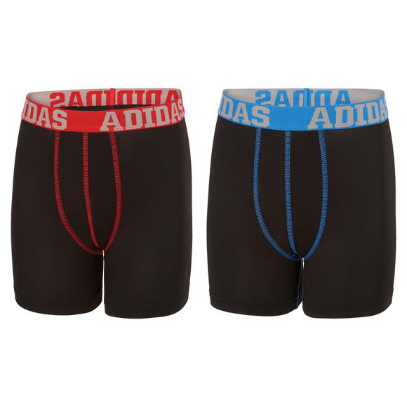Climalite 2pk Jr - Boys' Boxer Shorts