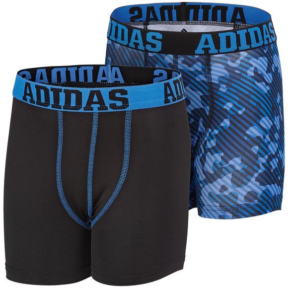 ClimaLite Graphic - Boys' Boxer Shorts (2)