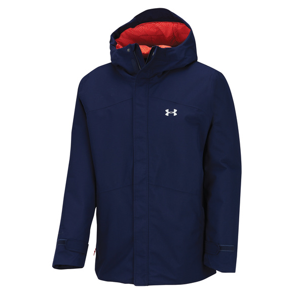 Powerline - Men's Hooded Jacket
