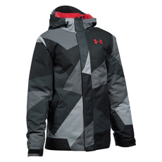 Powerline Jr - Boys' Hooded Jacket