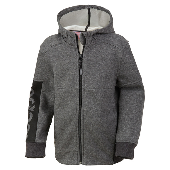 Essentials Jr - Boys' Full-Zip hoodie