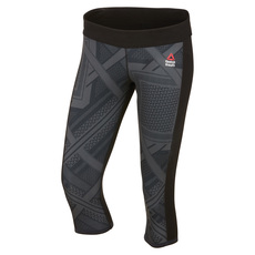 RCF Chase Shemagh - Women's Fitted Capri Pants