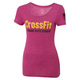 RCF Forging Elite Fitness - Women's T-Shirt  - 0