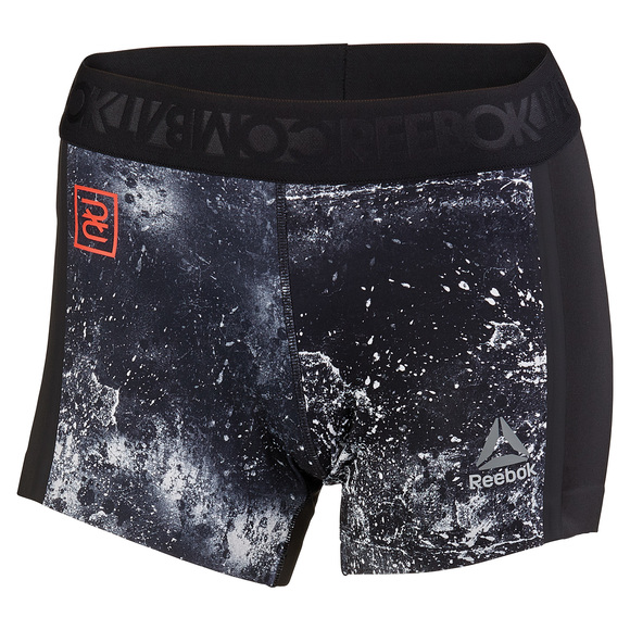 RNF Fight Booty - Women's Compression Shorts