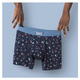 Vibe - Men's Fitted Boxer Shorts (Pack of 2)  - 2