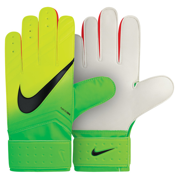nike gk match fa16 gants de gardien de but de soccer pour adulte sports experts. Black Bedroom Furniture Sets. Home Design Ideas