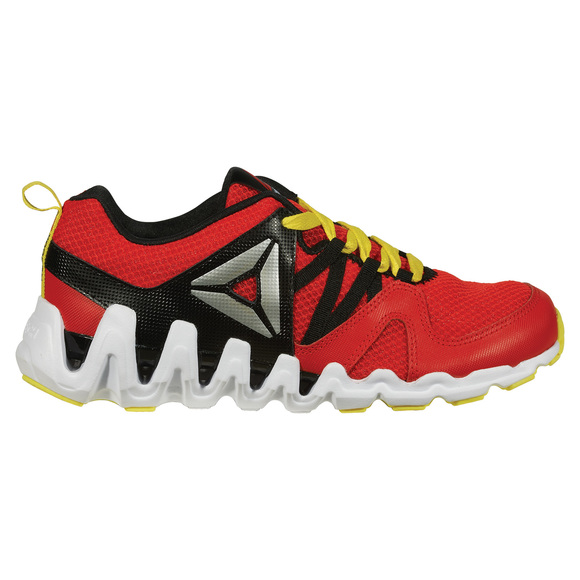 Zig Big N' Fast Fire - Junior Running Shoes