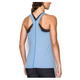 Stripe - Women's Fitted Tank Top  - 1