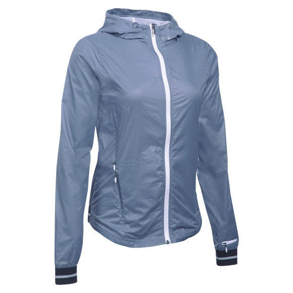 Storm Layered Up - Women's Running Jacket