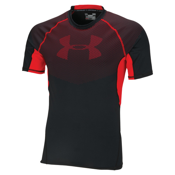 HeatGear Armour Graphic - T-shirt de compression pour homme