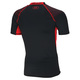 HeatGear Armour Graphic - Men's Compression T-Shirt - 1