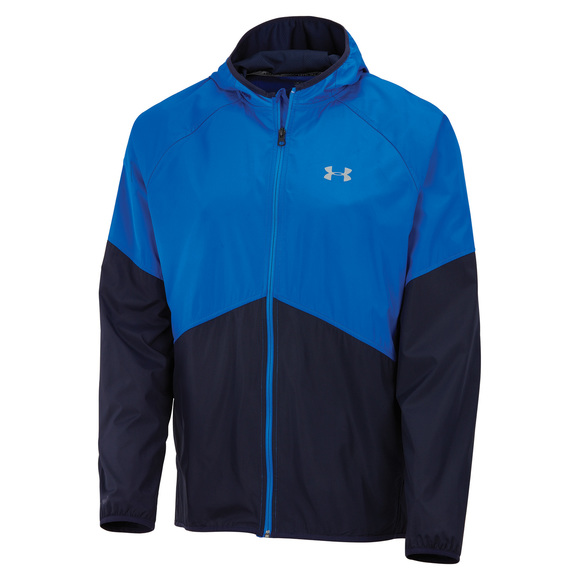 No Breaks - Men's Running Jacket