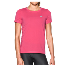 HeatGear Armour Crew - Women's Fitted T-Shirt