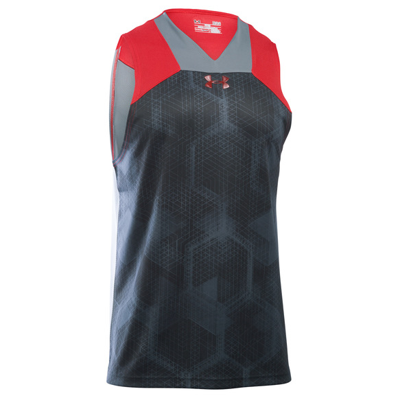 Select - Men's Fitted Tank Top