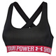 Power In Pink Armour - Women's Compression Bra - 0