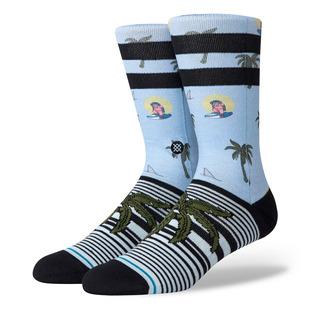 Aloha Monkey St - Chaussettes pour homme