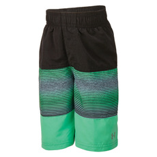 Wave Up Color Block Volley Y - Boys' Boardshorts