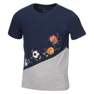 Ball Team Y - T-shirt pour petit garçon