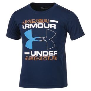Boxed Logo Y - T-shirt athlétique pour petit garçon