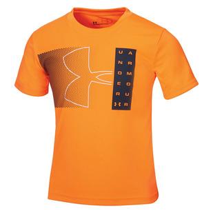 Fade Branded Y - T-shirt athlétique pour petit garçon
