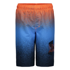 Spray Logo Volley Jr - Boys' Boardshorts