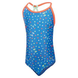 Dot Y - Girls' One-Piece Swimsuit