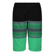 Wave Up Color Block Volley Jr - Boys' Boardshorts