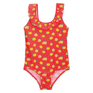 Miss Sunshine Y - Girls' One-Piece Swimsuit
