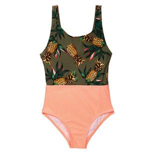 Tropicana - Girls' One-Piece Swimsuit