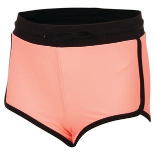 Tropicana Jr - Girls' Swim Shorts